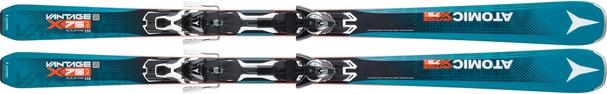 Горные лыжи Atomic Vantage X 75 CTI + крепления XT 12