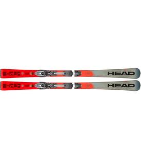 Горные лыжи Head Supershape i.Rally + крепления PRD 14 GW