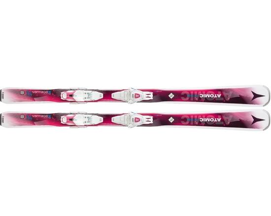 Горные лыжи Atomic Vantage X 74 W + крепления Lithium 10 16/17