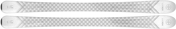 Горные лыжи Lacroix LX Pearl + крепления Look Xpress W 10