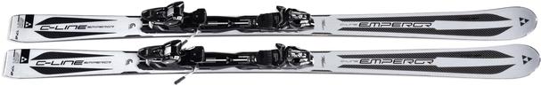Горные лыжи Fischer C-Line Emperor HP + крепления Z13