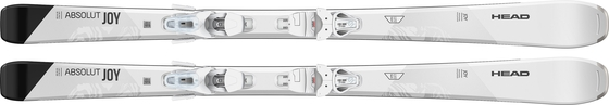 Горные лыжи Head Absolut Joy + Joy 9 GW SLR