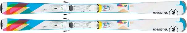 Горные лыжи Rossignol Famous 4 + XPRESS W 10