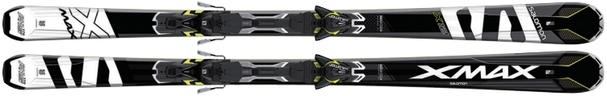 Горные лыжи Salomon X-Max X12 + крепления XT 12 Ti