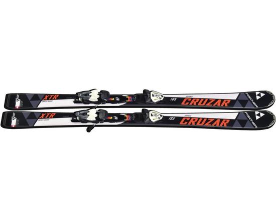 Горные лыжи Fischer XTR Cruzar + крепления RS 10 16/17