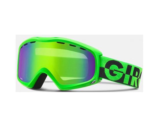 Маска Giro Signal Bright Green 50/50 /Loden Green
