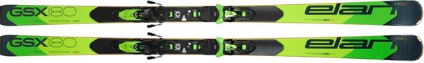 Горные лыжи Elan GSX Fusion + крепления ELX 12.0