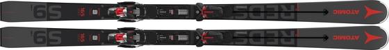 Горные лыжи Atomic Redster S9i + крепление X 12 GW