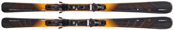 Горные лыжи Elan Amphibio 12 Ti Fusion + EL 11.0