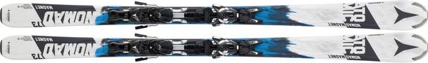 Горные лыжи Atomic Nomad Magnet + XTO 12