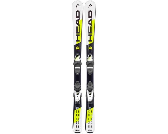 Горные лыжи Head Supershape Team SLR2 (117-157) + крепления SLR 7.5 AC