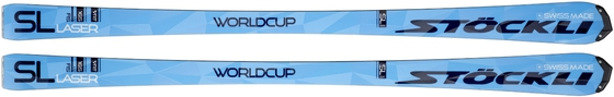 Горные лыжи Stockli Laser WRT SL FIS + WRT 16 FF