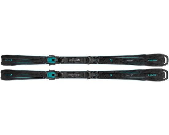 Горные лыжи Head Pure Joy + крепления Joy 9 AC SLR 17/18