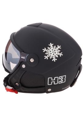 Горнолыжный шлем с визором HMR H3 Tendenze Photocromic
