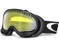 Маска Oakley A-Frame True Carbon Fiber/ H.I. Yellow
