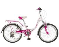 Велосипед Novatrack Butterfly 20 (на рост 134)