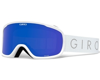 Маска Giro Moxie White Core Light / Grey Cobalt 10 + Yellow 84