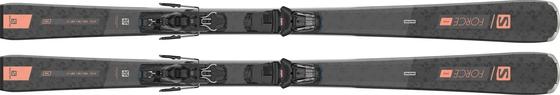 Горные лыжи Salomon S/Force W 5 + крепления M10 GW L80