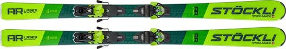 Горные лыжи Stockli Laser AR + крепления DXM 13