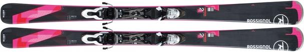 Горные лыжи Rossignol Famous 2 + XPRESS W 10