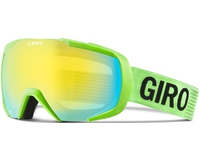 Маска Giro Onset Highlight Yellow Monotone / Loden Green