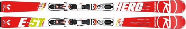 Горные лыжи Rossignol Hero Elite ST Ti + Axial3 120 TPI2 B80