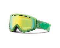 Маска Giro Station Medium  Bright GreenSaturate / Loden Yellow 21