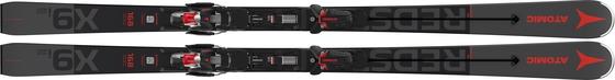 Горные лыжи Atomic Redster X9i WB + крепления X 12 GW