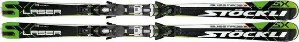Горные лыжи Stockli Laser SX + крепления K MC12 Ti B75