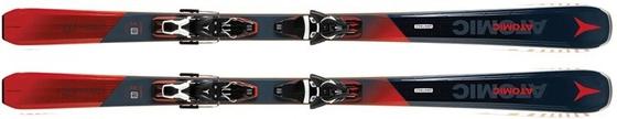 Горные лыжи Atomic Vantage X 77 C + крепления Mercury 11