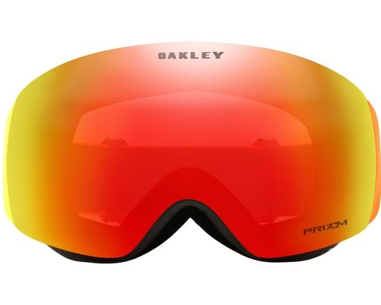 Маска Oakley Flight Deck XM 2018 Team Oakley / Prizm Snow Torch Iridium