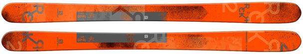 Горные лыжи Salomon Rocker2 100