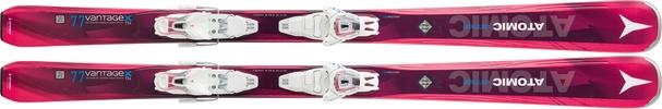 Горные лыжи Atomic Vantage X 77 CTI W + крепления Lithium 10