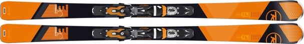 Горные лыжи Rossignol Experience 80 + Xelium 110 B83