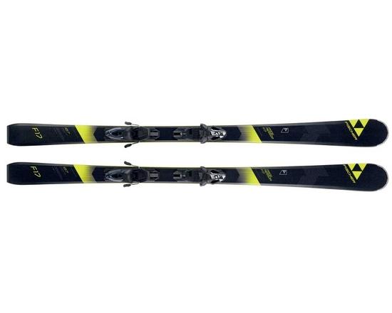 Горные лыжи Fischer Progressor F17 + RS10 17/18