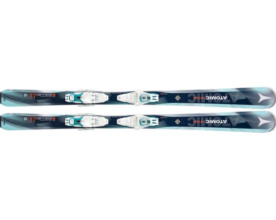 Горные лыжи Atomic Vantage X 77 C W + крепления Lithium 10 16/17