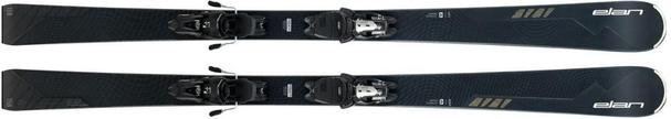 Горные лыжи Elan Insomnia Black Edition PowerShift + крепления ELX 11 Shift