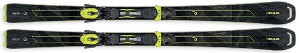 Горные лыжи Head Super Joy + крепления Joy 11 SLR
