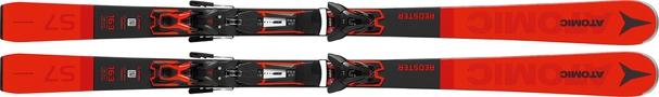 Горные лыжи Atomic Redster S7 + крепления FT 12 GW