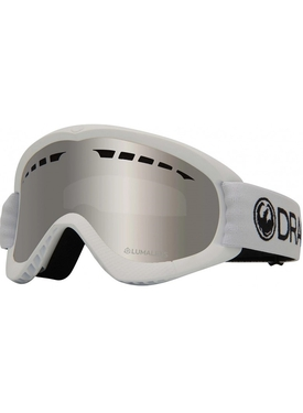 Маска Dragon DXS White / LL Silver Ionized