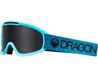Маска Dragon DXS Blue / Dark Smoke