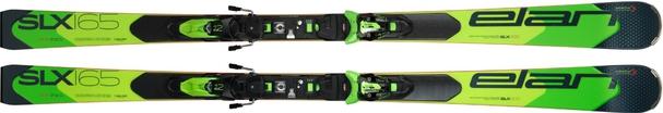 Горные лыжи Elan SLX Fusion+ крепления ELX 12.0