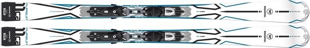 Горные лыжи Rossignol Pursuit 11 Ca + Xelium 100 B73
