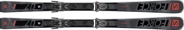 Горные лыжи Salomon S/Force 7 + крепления Z 10 GW