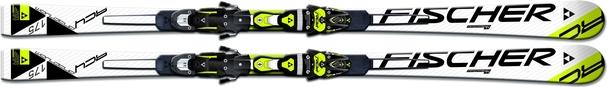Горные лыжи Fischer RC4 Worldcup RC Pro
