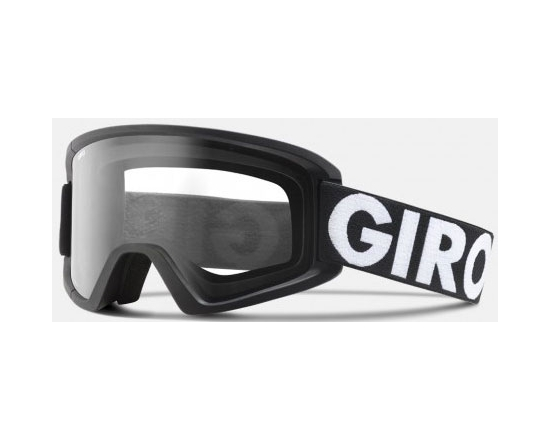 Маска Giro Semi Black Futura / Persimmon Blaze + Clear