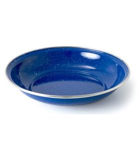 Миска глубокая с ободком эмалированная GSI Cereal Bowl Stainless Rim