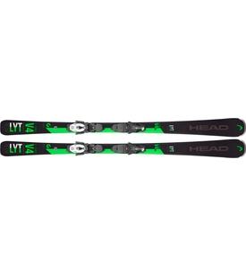 Горные лыжи Head V-Shape V4 XL + крепления PR 11