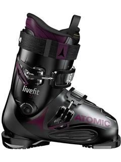 Горнолыжные ботинки  Atomic Live Fit 90 W