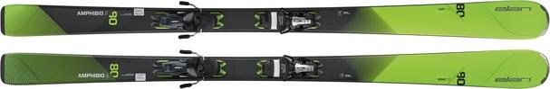 Горные лыжи Elan Amphibio 80Ti PS + крепления ELS 11
